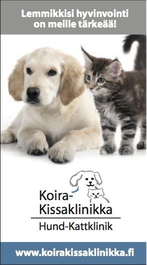Kanta-asiakaskortti laaduikkaille rehuille: Royal Canin Hill's ja Virbac tuotteille