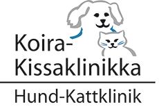 Koira-kissaklinikka logokuva